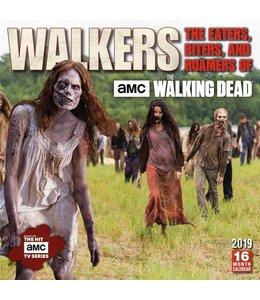 Sellers Publishing Walking Dead Walkers Kalender 2019