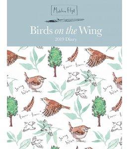 CarouselCalendars Madeleine Floyd Birdsong Agenda 2019