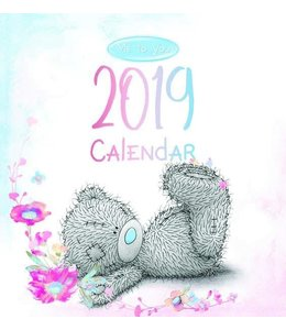 CarouselCalendars Me To You Classic Kalender 2019 Easel