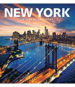 CarouselCalendars New York Kalender 2019 Easel Desktop