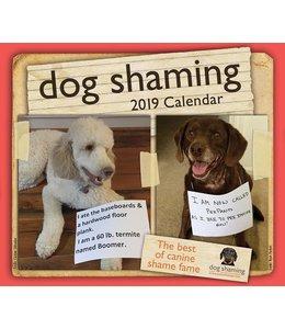 Andrews McMeel Dog Shaming Boxed Kalender 2019
