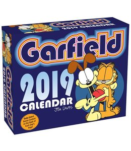 Andrews McMeel Garfield Kalender 2019 Boxed