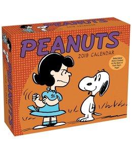 Andrews McMeel Peanuts Kalender 2019 Boxed