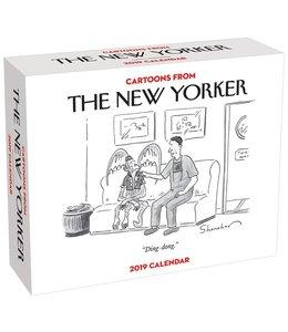 Andrews McMeel New Yorker Boxed Kalender 2019