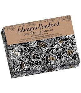 Andrews McMeel Johanna Basford Kalender 2019 Boxed