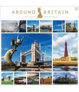 CarouselCalendars 365 Days Around Britain Kalender 2019