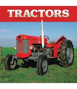 CarouselCalendars Tractors Kalender 2019