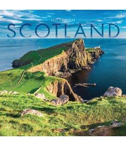 CarouselCalendars Scotland Kalender 2019
