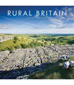 CarouselCalendars Rural Britain Kalender 2019