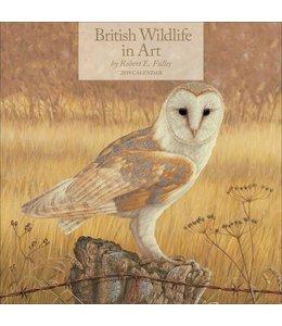 CarouselCalendars British Wildlife Kalender 2019