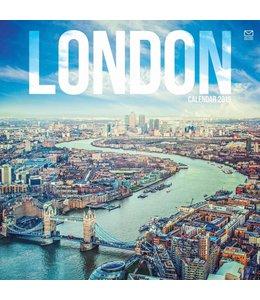 CarouselCalendars London Kalender 2019