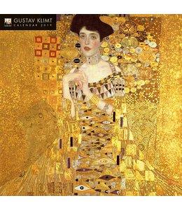 Flame Tree Gustav Klimt Kalender 2019