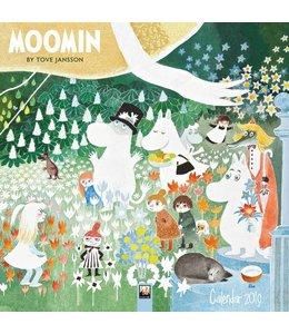Flame Tree Moomin Kalender 2019