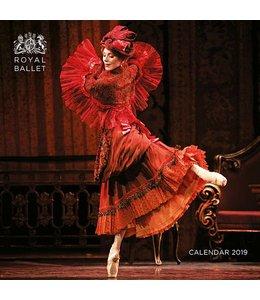 Flame Tree Royal Ballet Kalender 2019