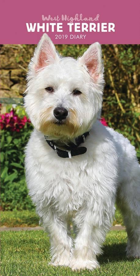 West Highland White Terrier Pocket Agenda 2019