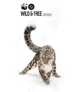 CarouselCalendars WWF Pocket Agenda 2019