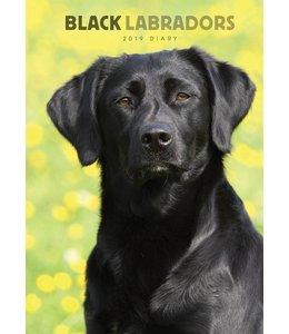 CarouselCalendars Labrador Retriever Agenda 2019