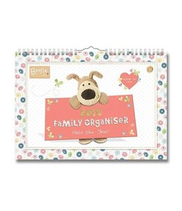 Portico Boofle A4 Planner 2019