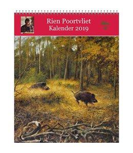 Comello Rien Poortvliet Kalender 2019 Groot