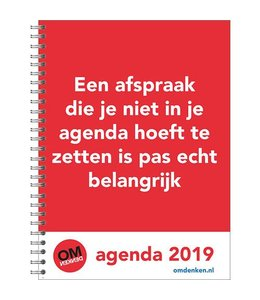 Comello Omdenken Bureau Agenda 2019
