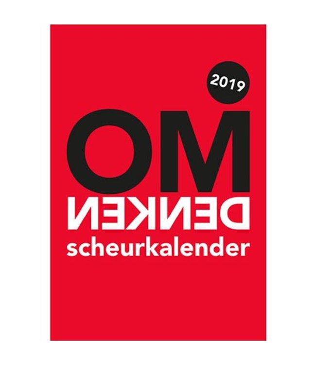 Comello Omdenken Scheurkalender 2019