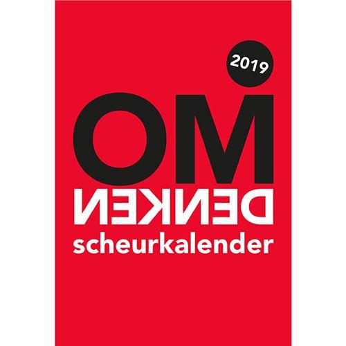 Omdenken Scheurkalender 2019