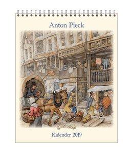 Comello Anton Pieck Kalender 2019