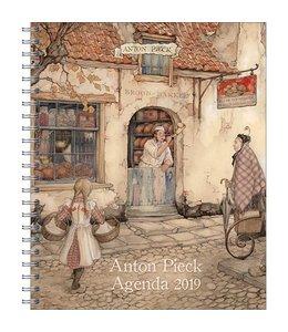 Comello Anton Pieck Agenda 2019 Broodbakkerij