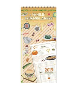 Comello Familienotitiekalender 2019 Keuken 5 pers