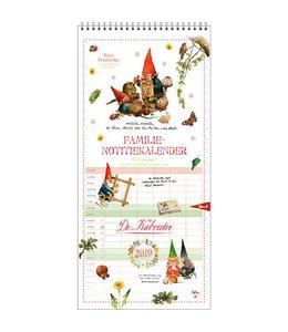 Comello Rien Poortvliet Familienotitiekalender 2019