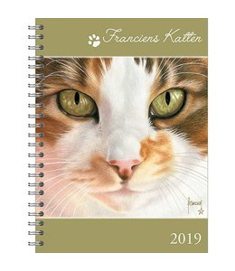 Comello Franciens Katten Bureau Agenda 2019 Josje