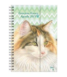 Comello Franciens Katten Spiraalagenda 2019 Pleun