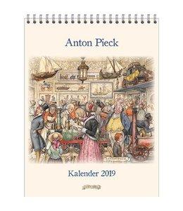 Comello Anton Pieck Kalender 2019 Stoom