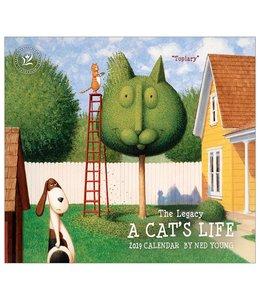 Legacy A Cat's Life Kalender 2019