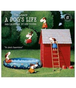 Legacy A Dog's Life Kalender 2019