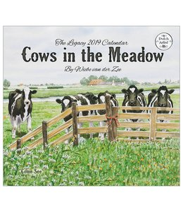 Legacy Cows in the Meadow Kalender 2019
