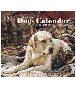 Legacy Dogs Kalender 2019