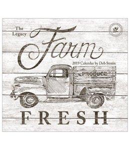 Legacy Farm Fresh Kalender 2019