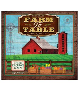 Legacy Farm to Table Kalender 2019