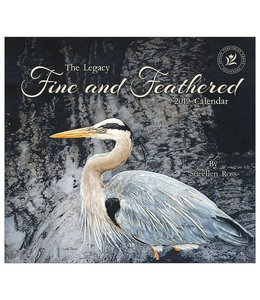 Legacy Fine and Feathered Kalender 2019