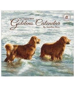 Legacy Goldens Kalender 2019