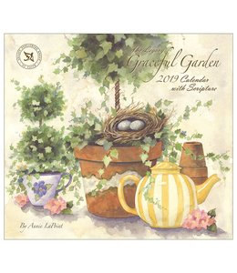 Legacy Graceful Garden Kalender 2019