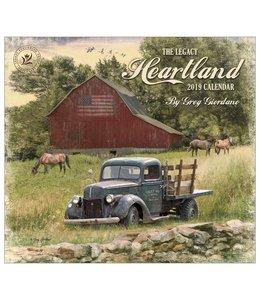 Legacy Heartland Kalender 2019