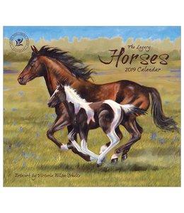 Legacy Horses Kalender 2019