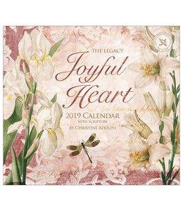 Legacy Joyful Heart Kalender 2019