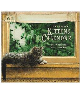 Legacy Kittens Kalender 2019