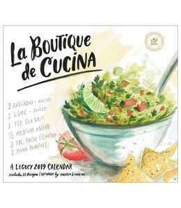 Legacy La Boutique de Cucina Kalender 2019
