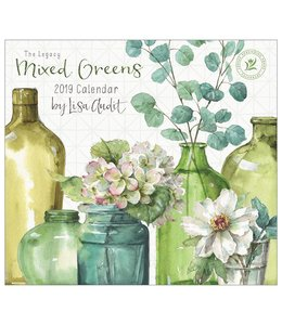 Legacy Mixed Greens Kalender 2019