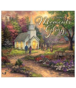 Legacy Moments of Glory Kalender 2019