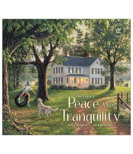 Legacy Peace and Tranquility Kalender 2019